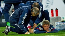 Bayern's Müller set for MRI scan