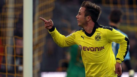 Watch: Mario Götze's Top 3 goals