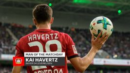 Kai Havertz: Man of the Matchday