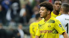 Jadon Sancho makes BVB history
