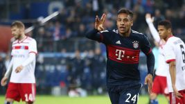 Tolisso on target as Bayern Munich see off HSV