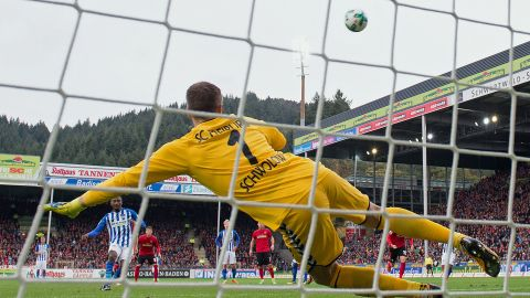 Freiburg 1-1 Hertha Berlin - As it happened!