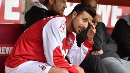 Cologne suffer Pizarro injury blow