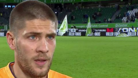 Watch: Kramaric left frustrated