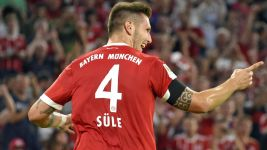 Niklas Süle thriving at Bayern Munich