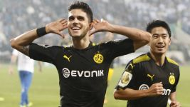 Magdeburg 0-5 Dortmund - as it happened!