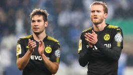 Guerreiro and Schürrle return for BVB