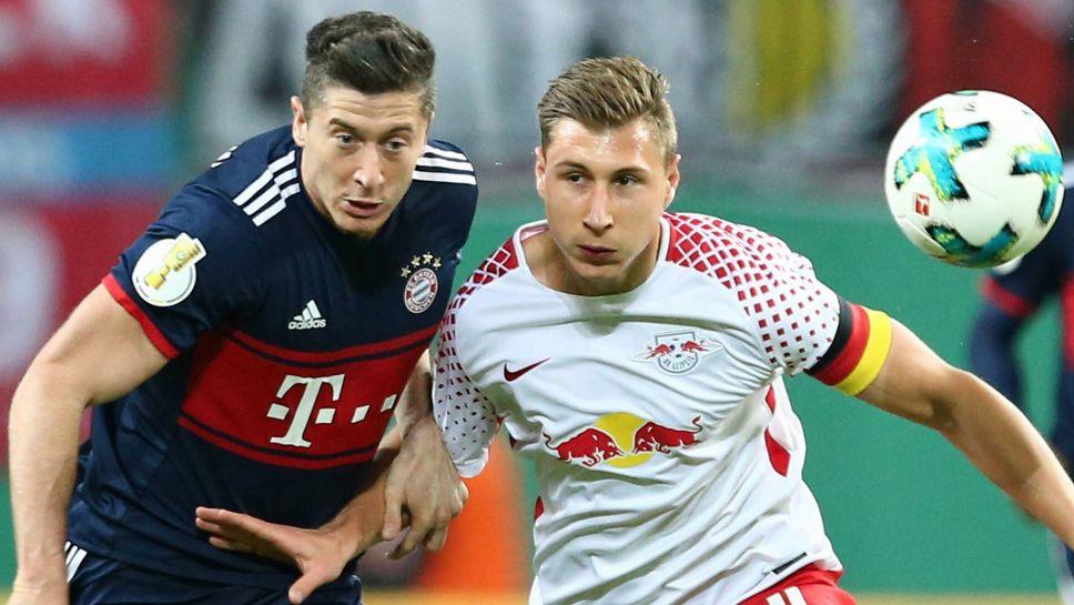 Bundesliga | Bayern Munich and RB Leipzig: scaling the Bundesliga ...