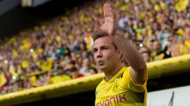 "Götze: ""I'm finally back at 100 per cent"""