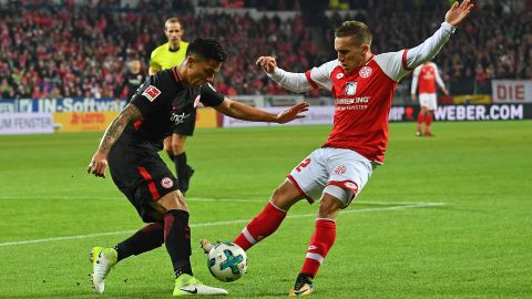 All square between Mainz and Frankfurt