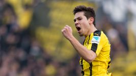 Guerreiro returns at perfect time for Dortmund