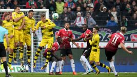 Hannover 4-2 Dortmund - As it happened!