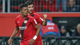 Bailey on target again as Leverkusen beat Cologne