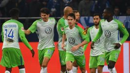 Schalke 1-1 Wolfsburg - As it happened