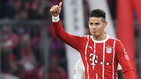 Watch: All James' Bundesliga goals and assists