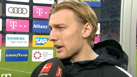 "Watch: Forsberg ""A hard challenge"""