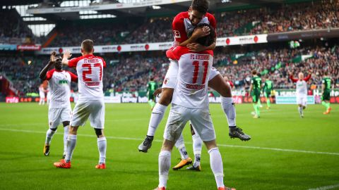 Bremen 0-3 Augsburg - As it happened!