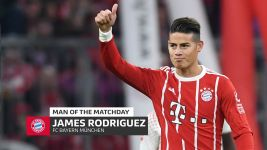James Rodriguez: MD10's Man of the Matchday