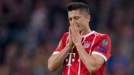 Lewandowski out of Celtic clash