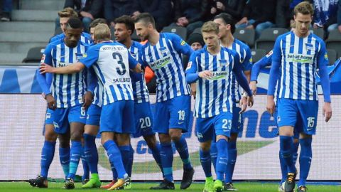 Watch: Hertha Berlin 2-1 Hamburg