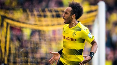 Watch: All of Aubameyang's Bundesliga goals!