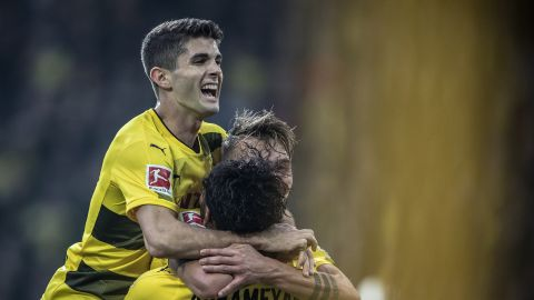 "Pulisic: ""Dortmund can bounce right back!"""