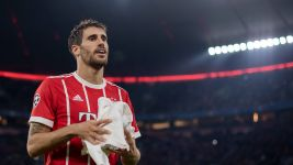 """Thankful to Heynckes and Bayern"" - Javi Martinez"