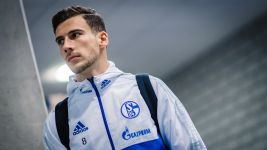 Leon Goretzka to miss Gladbach clash
