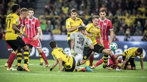 Dortmund vs. Bayern: Klassiker stats preview