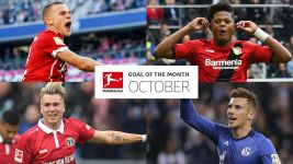 Watch: October Goal of the Month