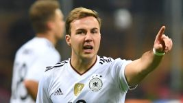 Götze back for Germany