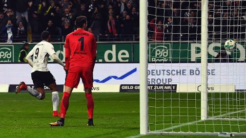 Frankfurt 2-1 Bremen - As it happened!