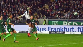 Watch: Frankfurt 2-1 Bremen