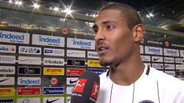 "Watch: Haller: ""I couldn't do it without the team"""