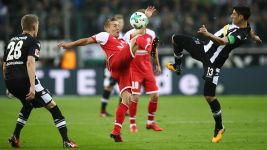 Watch: Gladbach 1-1 Mainz