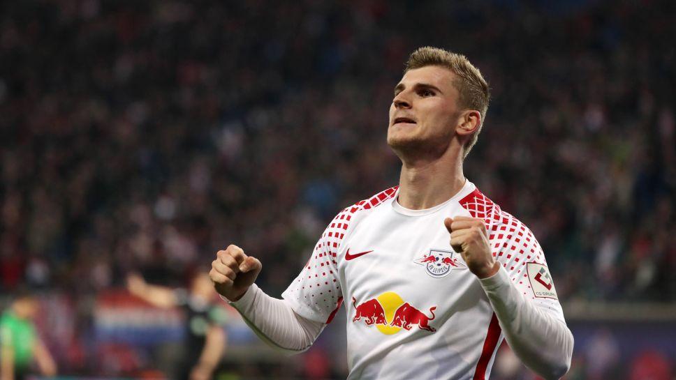 Bundesliga | Timo Werner inspires RB Leipzig to comeback win