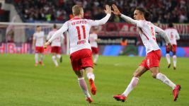 Watch: Leipzig 2-1 Hannover