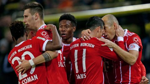 Dortmund 1-3 Bayern: As it happened!
