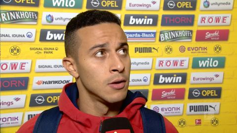 Watch: Thiago on Bayern's psychological shift
