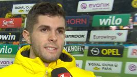 "Watch: Pulisic: ""Bayern did whatever they wanted"""