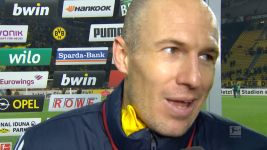 "Watch: Robben: ""I would've said you were crazy!"""