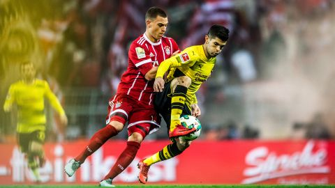 "Pulisic: ""I felt good out there!"""