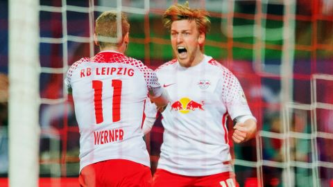 Leipzig 2-1 Hannover: As it happened!