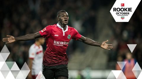 Bebou: Hannover's modest star ready to shine