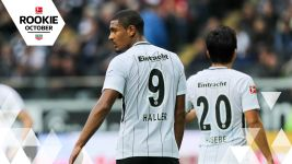 Haller: the late goal specialist leading Frankfurt