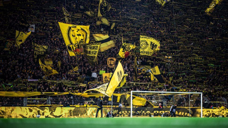 Borussia Dortmund gana el triplete