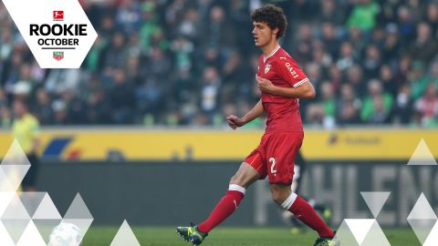 Pavard: Stuttgart's defensive ace