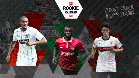 Watch: Rookie of the Month October nominees