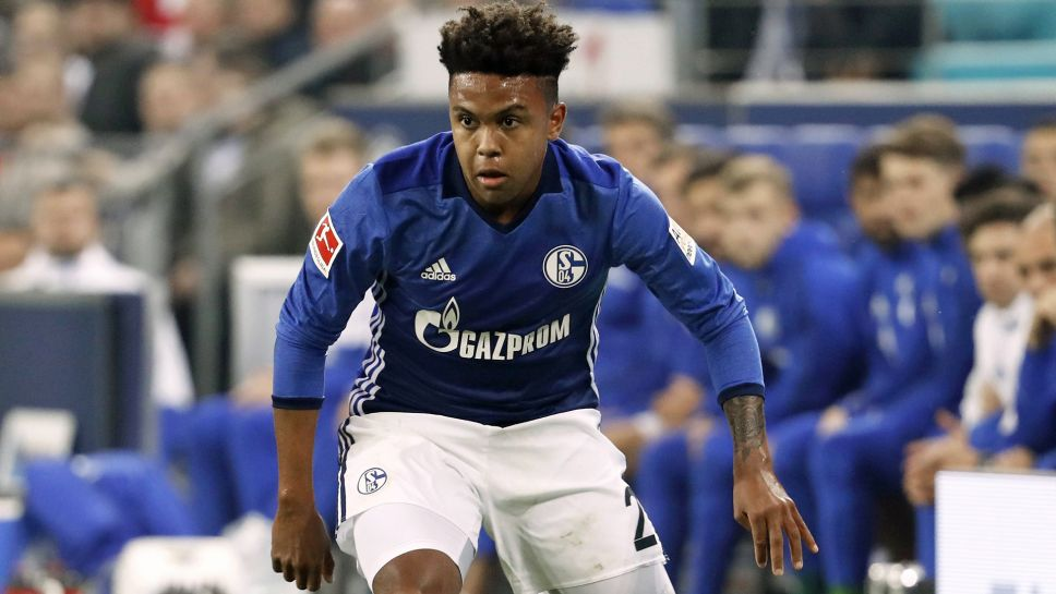 808809080 Weston McKennie  10 things you might not know about Schalke s USA starlet