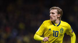 Emil Forsberg, Sweden's shining light